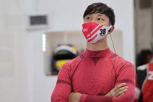 Hiroaki Ishiura, #38 ZENT CERUMO GR Supra