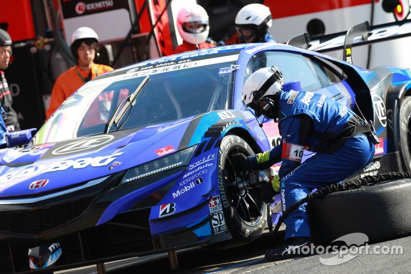 #100 Honda NSX-GT: Jenson Button