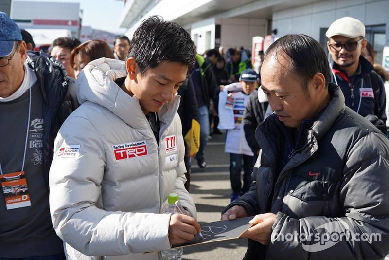 Rio Haryanto, Toyota Team Indonesia, fans