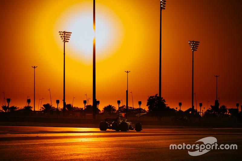 Atardecer en Abu Dhabi