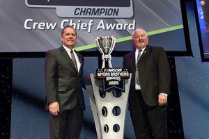 Premio jefe de equipo, Todd Gordon, Jefe de equipo de Joey Logano, Equipo Penske