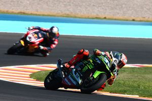 Tom Sykes, Kawasaki Racing, Jake Gagne, Honda WSBK Team