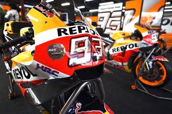 Marc Marquez, Repsol Honda Team, moto