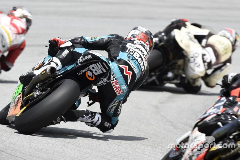 Edgar Pons, Speed Up