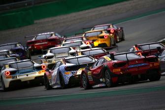 Race 2 Noord-Amerika