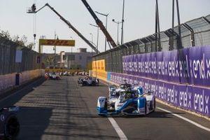 Alexander Sims, BMW i Andretti Motorsports, BMW iFE.18, Antonio Felix da Costa, BMW i Andretti Motorsports, BMW iFE.18