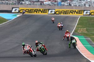 Eugene Laverty, Milwaukee Aprilia, Tom Sykes, Kawasaki Racing