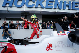 Champion Mick Schumacher, PREMA Theodore Racing Dallara F317 - Mercedes-Benz