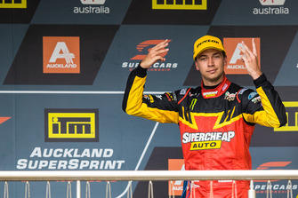 Podium: third place Chaz Mostert, Tickford Racing