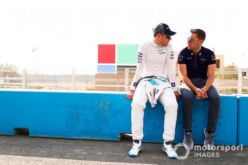 Stoffel Vandoorne, HWA Racelab, Robin Frijns, Envision Virgin Racing