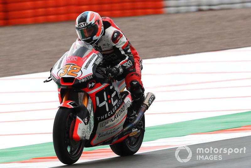 Isaac Vinales, SAG Racing Team