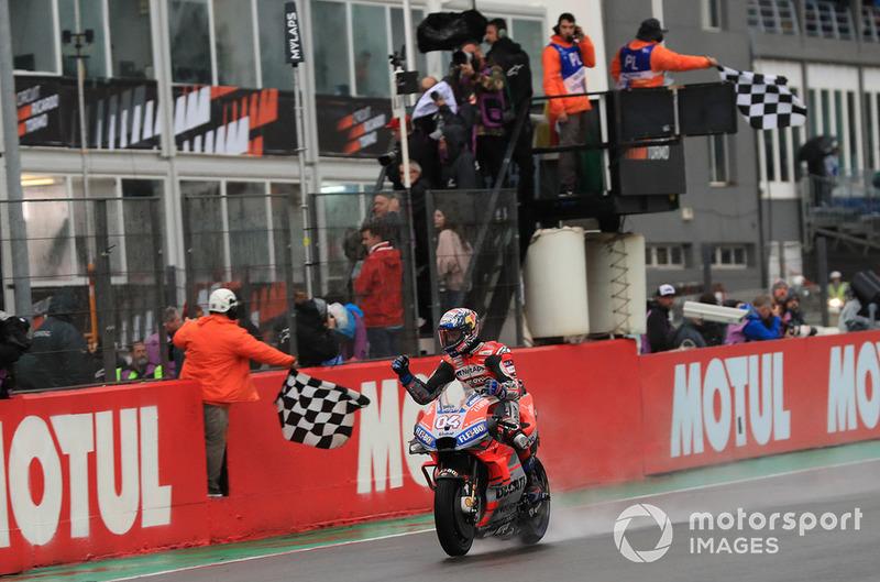 GP de la Comunitat Valenciana: Andrea Dovizioso, Ducati Team