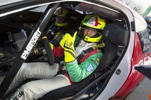 Stefano D'aste, Linda D'aste, Citroen DS3 WRC