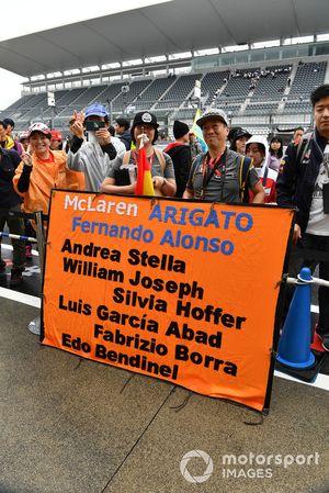 Tifosi McLaren