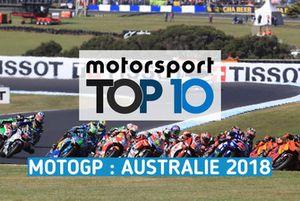 Top 10 MotoGP : Australie