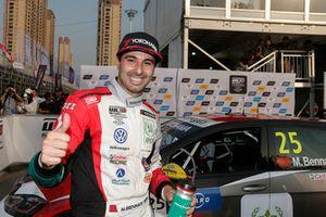 Racewinnaar Mehdi Bennani, Sébastien Loeb Racing
