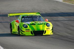 #911 Manthey Racing Porsche 911 GT3 R: Romain Dumas, Frederic Makowiecki, Dirk Werner
