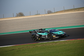 Lamborghini Huracan Super Trofeo Evo #11, Konrad Motorsport: Carrie Schreiner, Christopher Bruck
