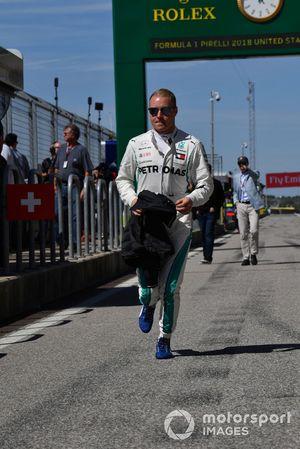 Valtteri Bottas, Mercedes AMG F1 court