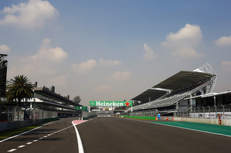 The Mexico City pit straight