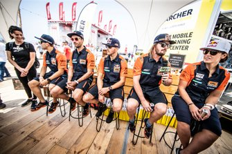 All Red Bull KTM Factory Racing riders