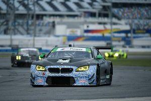 #96 Turner Motorsport BMW M6 GT3, GTD: Bill Auberlen, Robby Foley, Dillon Machavern, Jens Klingmann