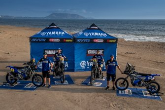 Yamaha Official Rally Team