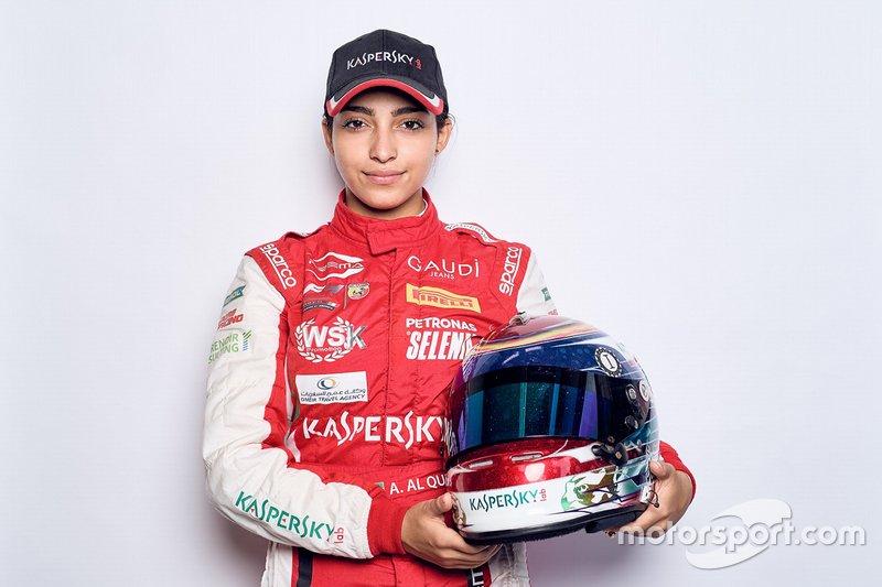 Amna Al Qubaisi, dos Emirados Árabes Unidos
