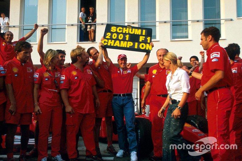 2001 Gran Premio de Hungría