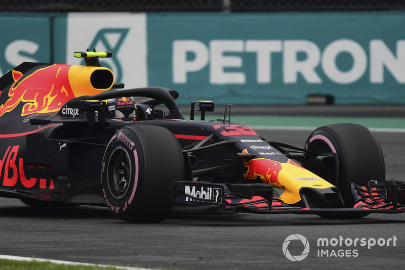 2. Max Verstappen, Red Bull Racing RB14