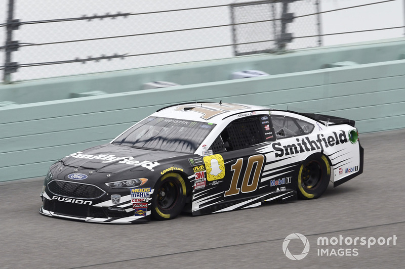 10. Aric Almirola, Stewart-Haas Racing, Ford Fusion Smithfield
