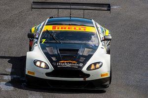 #7 Aston Martin Vantage GT3: Tony Quinn, Andrew Waite