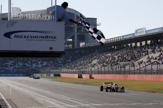 Race winner Guanyu Zhou, PREMA Theodore Racing Dallara F317 - Mercedes-Benz