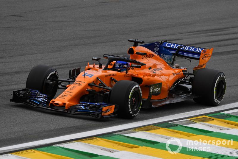 2018: McLaren-Renault MCL33