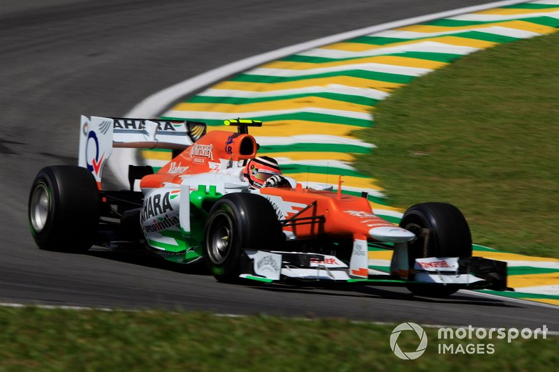 Nico Hulkenberg, Force India VJM05
