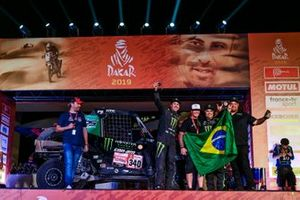 Podium: Monster Energy Can-Am: Reinaldo Varela, Gustavo Gugelmin