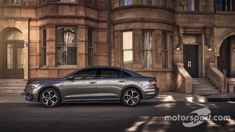 Volkswagen Passat 2020 року