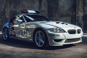 BMW Z4 M Coupé safety car