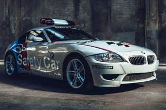 BMW Z4 M Coupé safety car