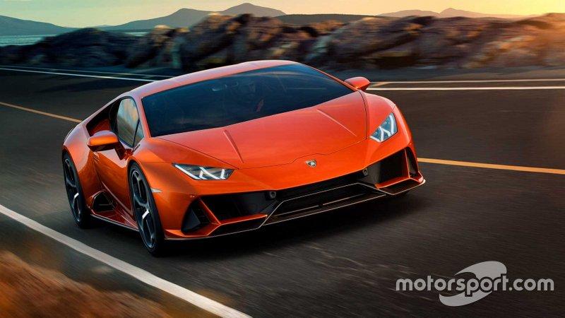 Lamborghini Huracan EVO 2020 року