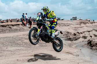 Адриен Метж, Sherco TVS Rally Factory, Sherco TVS 450 RTR (№24)