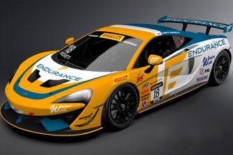 Jarett Andretti, Andretti Autosport's McLaren 570S GT4