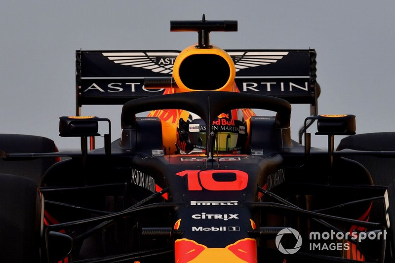 Пьер Гасли, Red Bull Racing RB14
