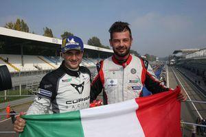 Salvatore Tavano e Luigi Ferrara