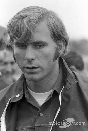 Swede Savage, piloto de IndyCar