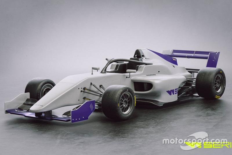 W Series coche