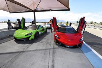 Pure McLaren Performance Academy