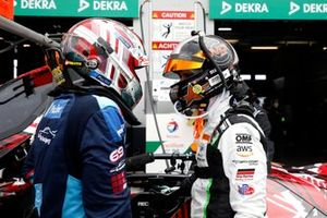 #112 Teichmann Racing KTM X-BOW GTX: Andy Soucek, Peter Terting