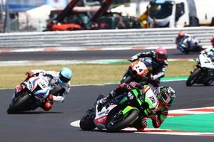 Alex Lowes, Kawasaki Racing Team WorldSBK, Tom Sykes, BMW Motorrad WorldSBK Team