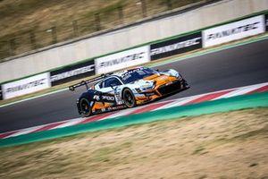 #30 Team WRT Audi R8 LMS GT3: Benjamin Goethe, Kelvin van der Linde